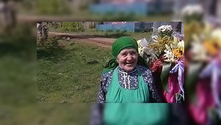 """""""Бурановских бабушек"""" торжественно встретили в Ижевске"""