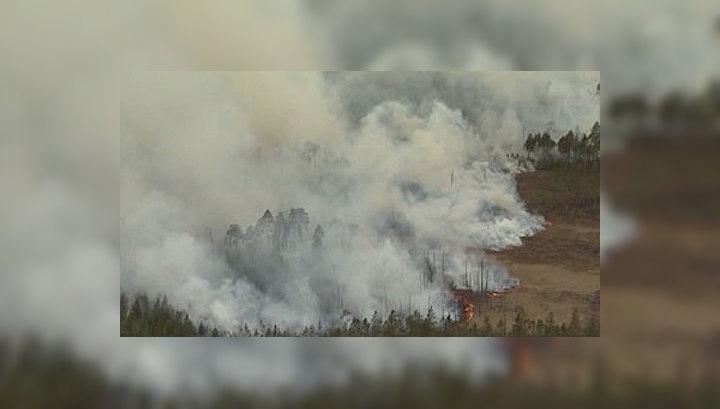 9 десантников погибли при тушении пожара в Туве