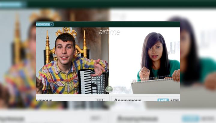 онлайн видеочат случайным собеседником рулетка