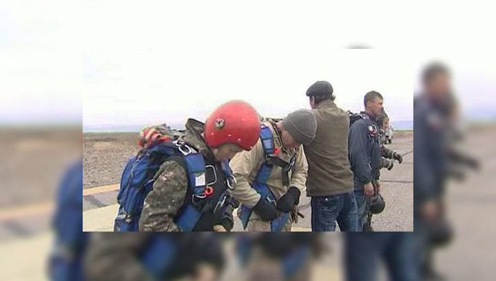 Трагедия на пожаре в Туве: десантники оказались в кольце огня