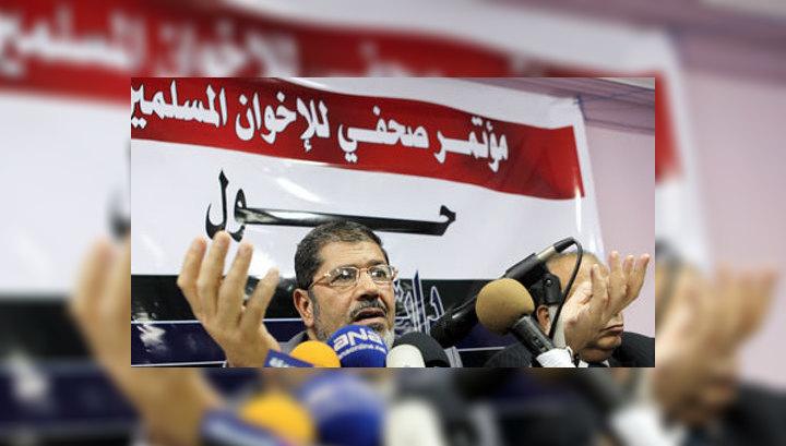 Президентом Египта стал исламист Мухаммед Мурси