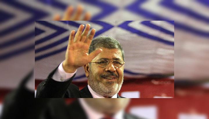 Новый президент Египта официально вступил в должность