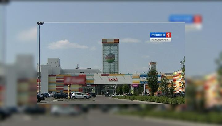 В Красноярске на парковке у торгового центра убили девушку