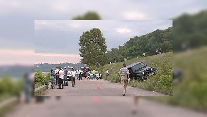 Водитель джипа, сбивший насмерть ребенка, был под наркотиками