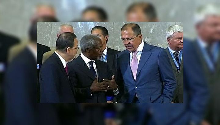 Мировые державы обсудят ситуацию в Сирии