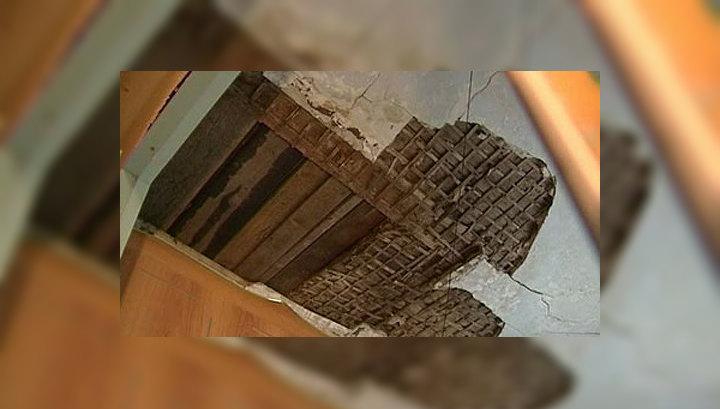 Пострадавший от взрыва арсенала поселок не отремонтирован до сих пор