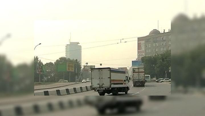 Смог от пожаров: жители Сибири и Дальнего Востока закупают маски