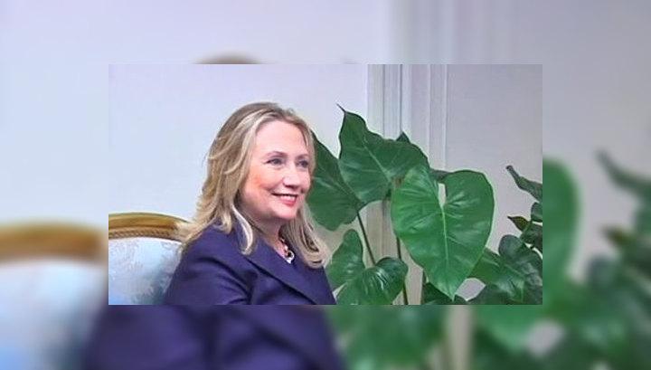 Хиллари Клинтон: США будут способствовать развитию демократии в Египте