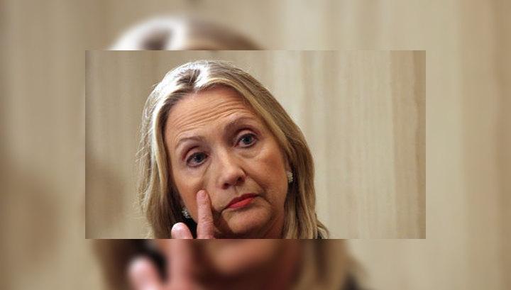 Хиллари Клинтон покинет Госдеп в начале 2013 года