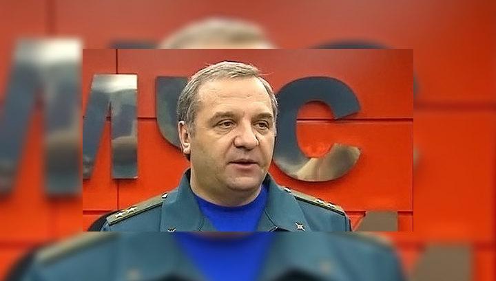 Глава МЧС прибыл в окутанную дымом Сибирь