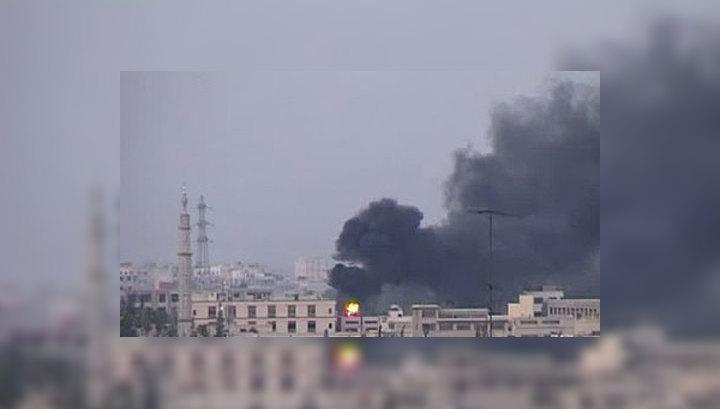 Сирия: ситуация в Идлибе накаляется