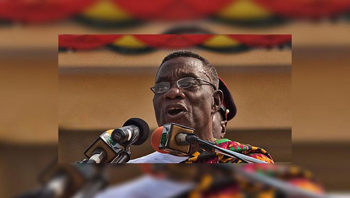 Скончался президент Ганы Джон Атта Миллс