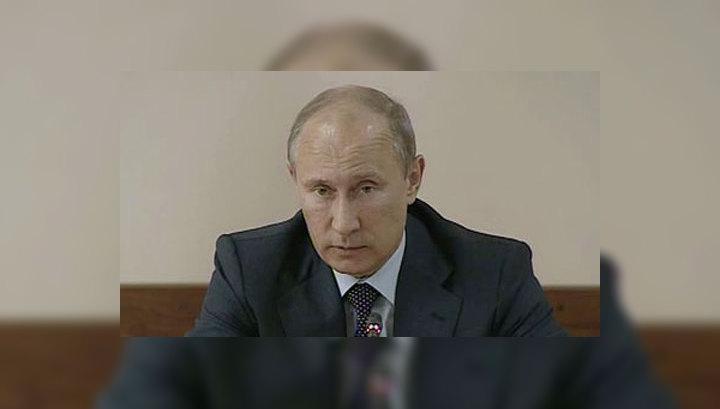 Путин: к 15 ноября все смытые дома Крымска должны быть восстановлены