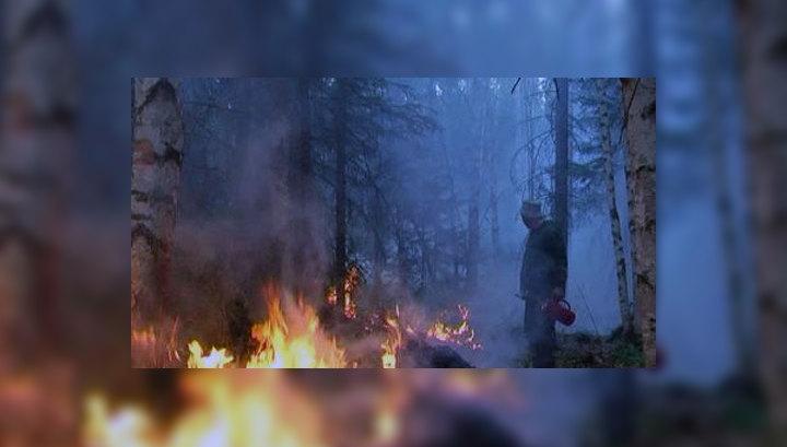 Ситуация со смогом в Томске остается беспросветной
