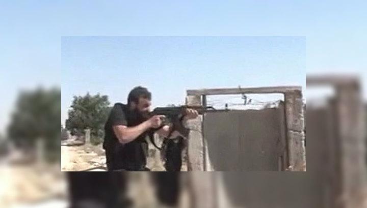 В Алеппо идут ожесточенные бои между сирийскими войсками и мятежниками