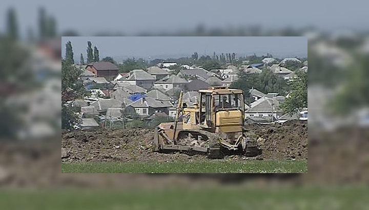 Жители Крымска отказываются менять дома на квартиры