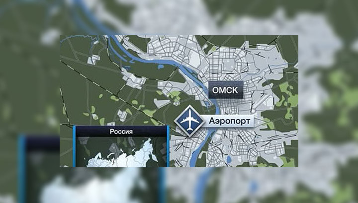 Аэропорты Томска и Омска возобновили работу