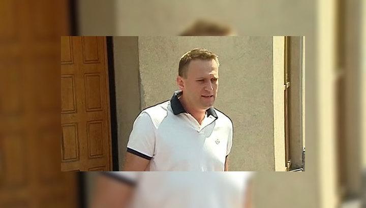 Навальному предъявлено обвинение и взята подписка о невыезде