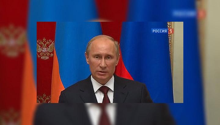 Путин поделился подробностями операции в Южной Осетии