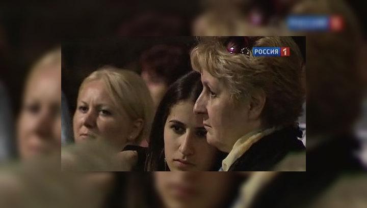 Премьер России отдал дань памяти защитникам Южной Осетии