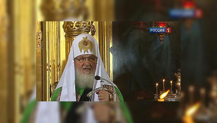 Патриарх подарил Польше царские врата