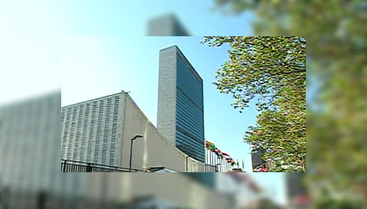 """Из-за урагана """"Сэнди"""" закрывается штаб-квартира ООН в Нью-Йорке"""