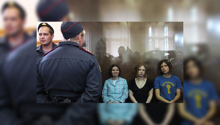 Суд отклонил очередной иск к Pussy Riot