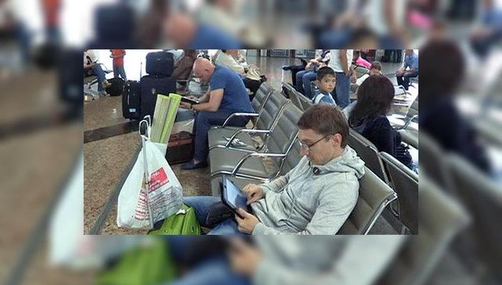 Лучший друг авиапассажира - бумажная книга