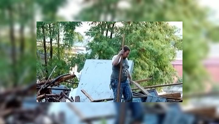 Спасатели в Новомихайловском действуют по опыту Крымска