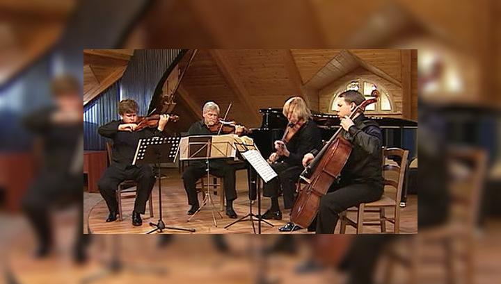 Эталонная скрипка Страдивари прозвучала в Москве