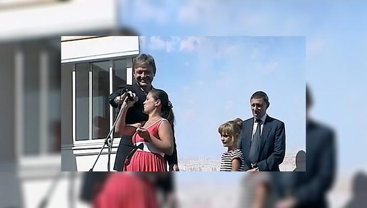 150 семей из Крымска въезжают в новые квартиры