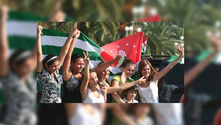 Исполнилось четыре года независимости Южной Осетии и Абхазии