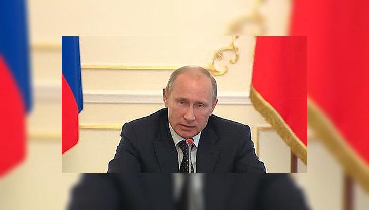 Путин: оборонке необходим прорыв, как в 30-е годы ХХ века