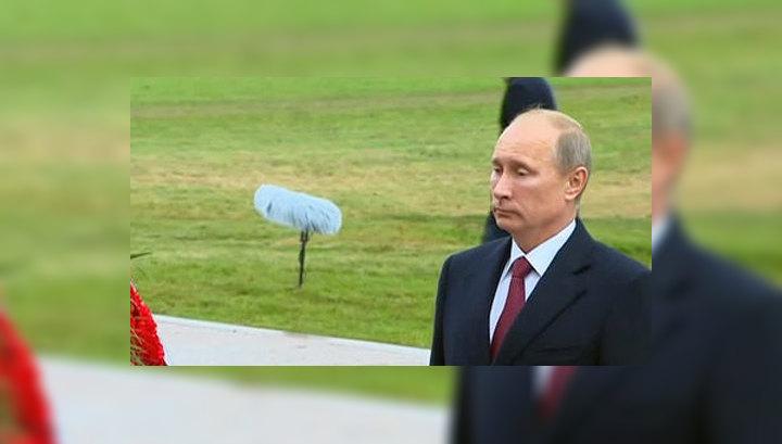 Путин предложил поддержать энтузиастов исторических реконструкций