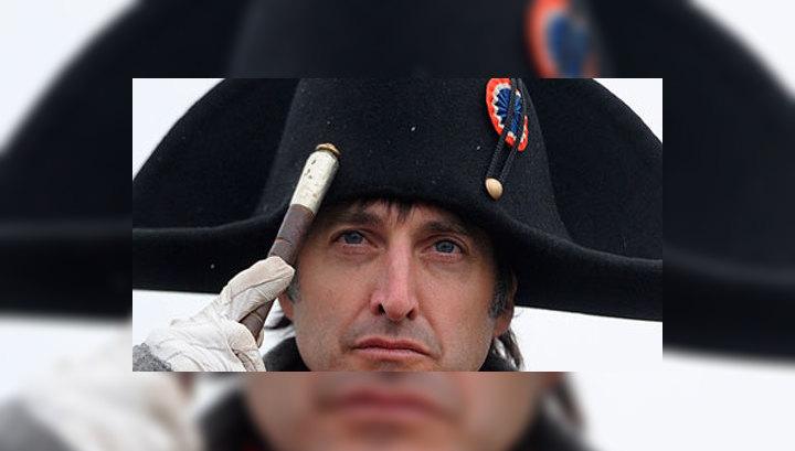 Россия и Франция вновь схлестнулись на Бородинском поле