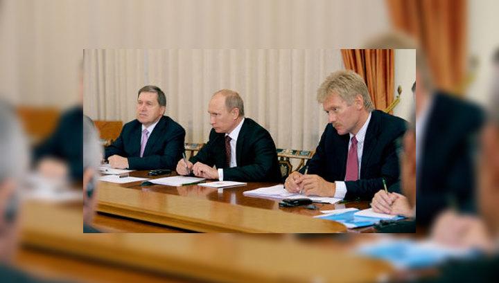 Путин обратил внимание на противоречия между трудом и капиталом