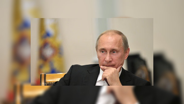 Путин не собирается вмешиваться в дело Pussy Riot