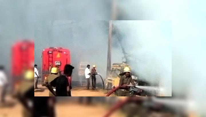 ДТП с автобусом в Индии: 37 погибших, пострадал один россиянин