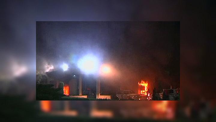 После гибели посла США эвакуируют дипмиссию в Бенгази