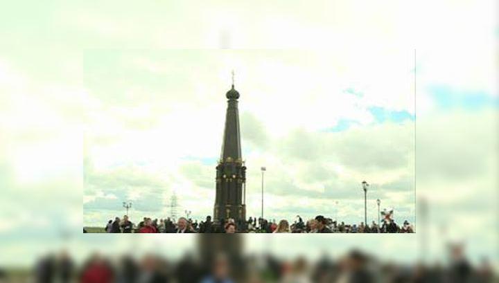В Смоленской области открыли воссозданный памятник героям войны 1812 года