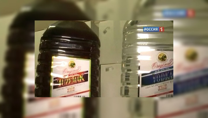 """Спецотряд """"Метил"""" борется с поддельным алкоголем в Чехии"""