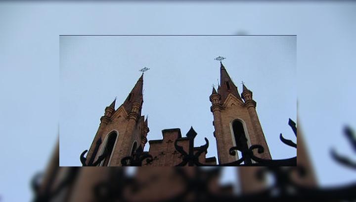 Здание органного зала Красноярска передадут католикам