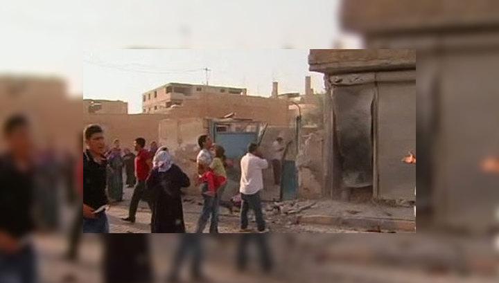 Взрыв сирийского снаряда в Турции: пятеро погибших, 13 раненых