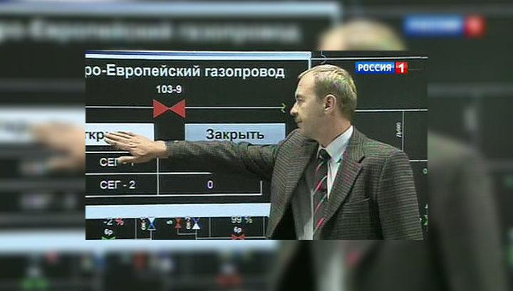 """""""Северный поток"""": технический шедевр и знак партнерства"""