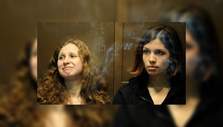 Алехиной и Толоконниковой предлагают сменить адвокатов для смягчения участи