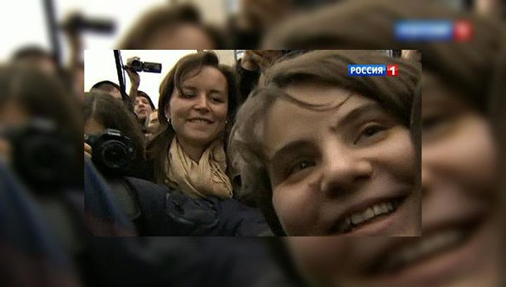 Раскол Pussy Riot: Самуцевич изменили наказание, но не обвинение