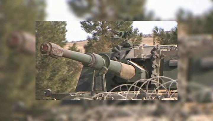 Сирийские боевики обстреляли Турцию из натовского оружия