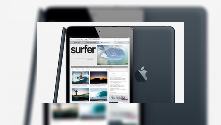 """Apple представила два новых iPad и обновила """"маки"""""""