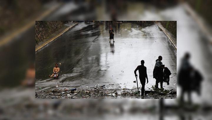 """Жертвами """"Сэнди"""" на Гаити стали более 50 человек"""