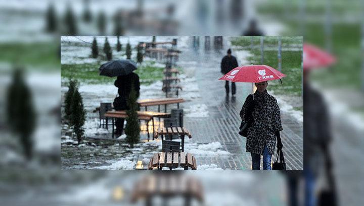дождь золотой фото частное